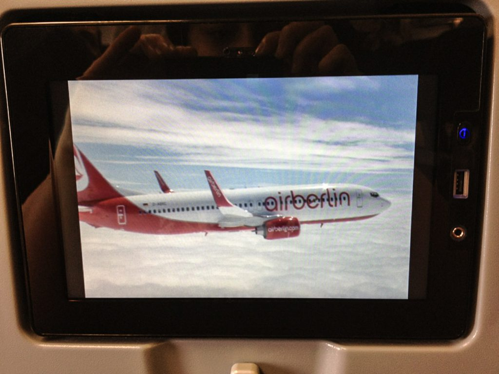 Airberlin Inseat