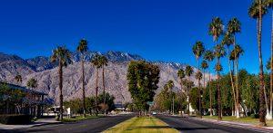 Fahrt nach Palm Springs
