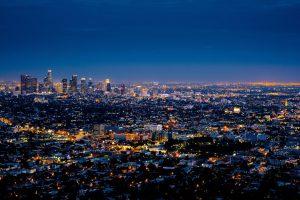 Los Angeles Aussicht