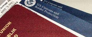 Einreiseformular USA Zoll