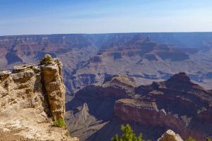 Roadtrip Arizona: Grand Canyon Aussicht