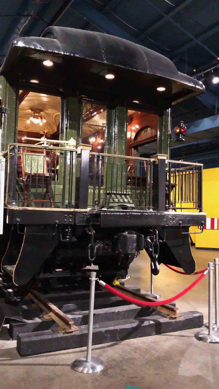 Original Zirkuswagen