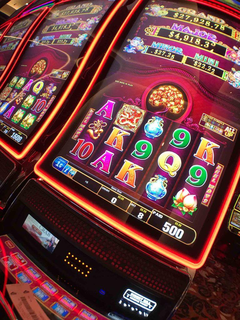 Casino Automat Quinault