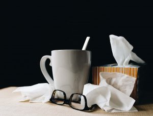 Krank im USA Urlaub