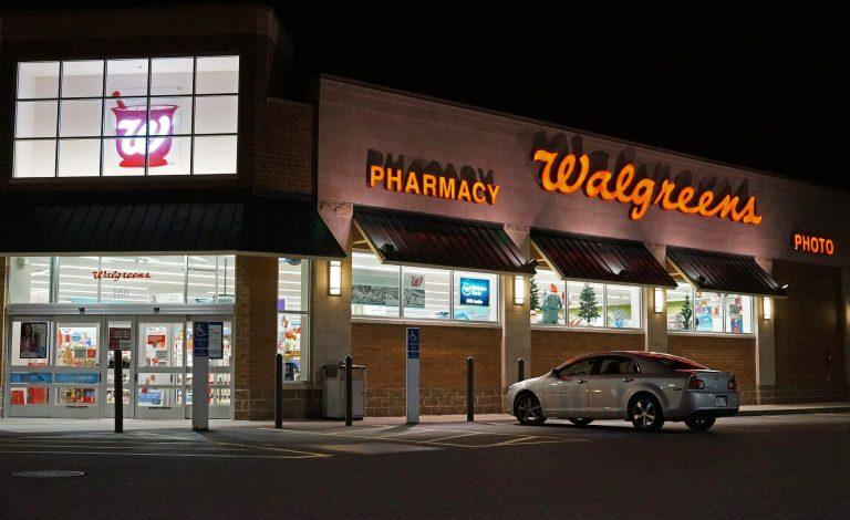 Krank im USA Urlaub Walgreens